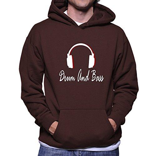 Teeburon Listen Drum And Bass Hoodie