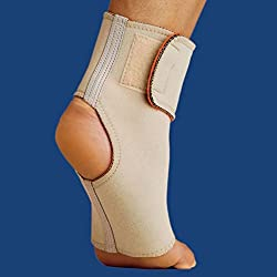 Thermoskin Ankle Wrap - Large, Ankle Joint Circumference: 10-10,