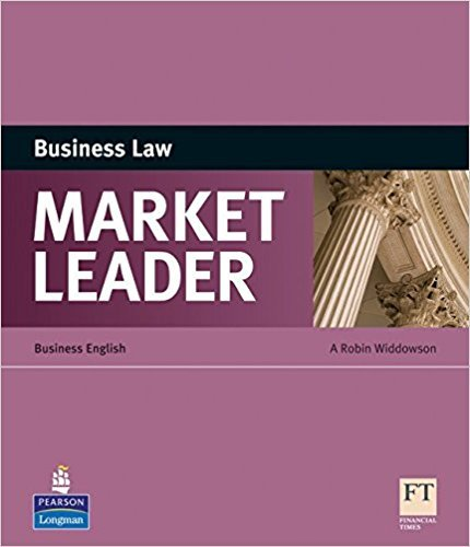 Market Leader ESP Book - Business Law