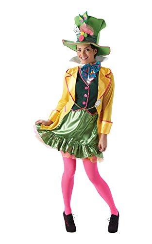 Rubie's Offizielle Alice in Wonderland, HAD Hatter Erwachsene -