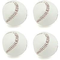 Lot de 4–Professionnel de Baseball, Softball 8 cm de diamètre extérieur Team Sport