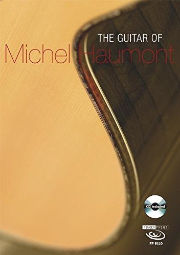 The Guitar of Michel Haumont, m. Audio-CD