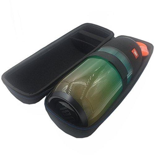 for JBL Pulse 3 Taschen & Schalen EVA Hart Fall Reise Passend für Ladegeräte und Kabel Tragen Tasche für JBL Pulse3 Wireless Bluetooth Lautsprecher