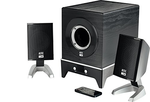 Altec Lansing CLAW 2.1 Speakers 25W Negro altavoz - Altavoces (2.0 canales,...