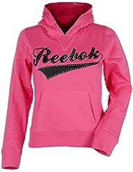 Reebok–Sudadera para hombre, color rosa, rosa