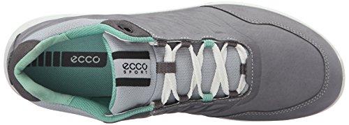 Ecco Damen Exceed Outdoor Fitnessschuhe Grau (TITANIUM 2244)