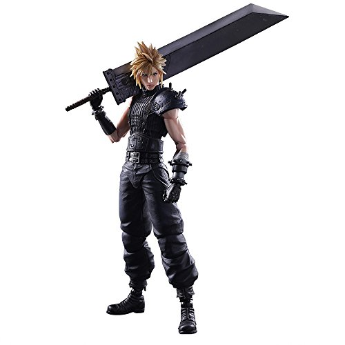 Final Fantasy 603873 – Figur – 7 Remake – Play Arts Kai N 1 – Cloud Strife