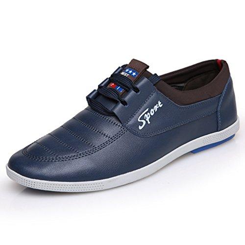 XIGUAFR Homme Chaussure au Loisir Plate Printemps Chaussures de Plaque Basse Simple