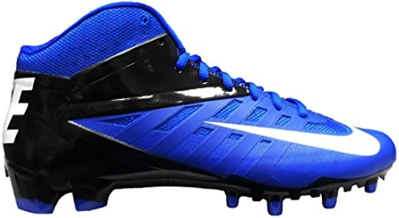 Nike Vapor Pro 3/4 TD Football Cleats (12  Sport Royal/WhiteBlack)
