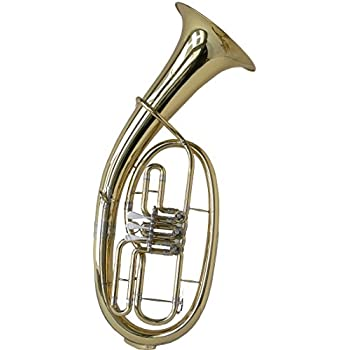 Neu Minibalgelenk Trend Mark Symphonie Westerwald Top Goldmessing Tenorhorn Tenor Horn