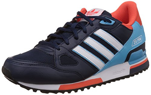 size 40 e3bd7 4e60d Adidas s79194 Men S Zx 750 Blue And White Running Shoes 11 Uk- Price in  India