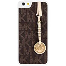 Funda para LOGOTIPO Michael Kors MK Series iPhone 6 6S Plus 5,5 pulgadas la caja Blanco iPhone 6 6S Plus 5,5 pulgadas funda UIWEJDFGS4192