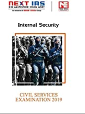 Internal Security: Civil Services Examination 2019