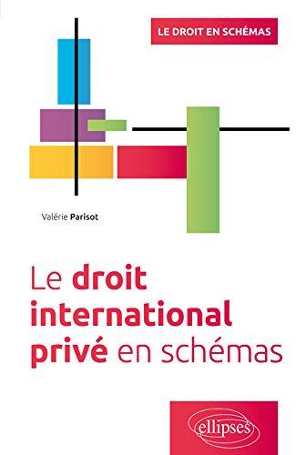 Le Droit international privé en schémas par Parisot Valérie