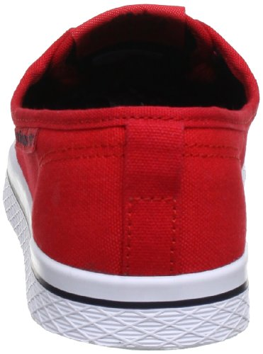 adidas Originals HONEY PLIMSOLE W Q23264 Damen Sneaker Rot (VIVID RED S13 / VIVID RED S13 / LEGEND INK S10)
