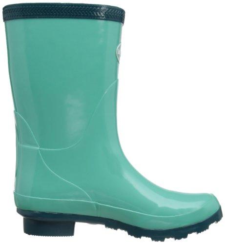 Havaianas Helios Mid Rain Boots Damen Stiefel Light Grün/Aqua
