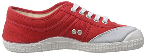 Kawasaki Basic, Baskets mode homme Rouge (Red / 33)