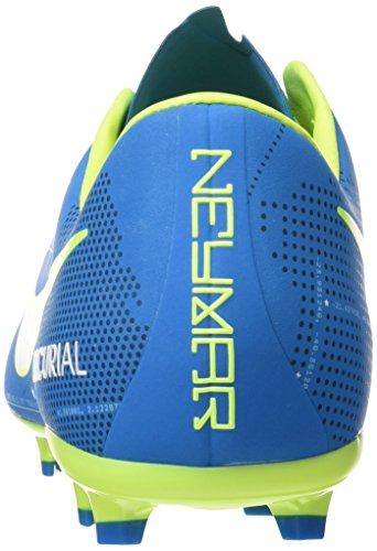 Nike Jr Mercurial Vapor XI NJR GF, Zapatillas de Fútbol Unisex Niños, Azul (Blue Orbit/White-Blue Orbit-Armory Navy), 38 EU