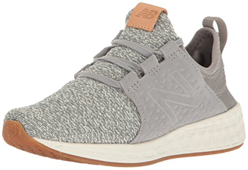 New Balance Damen Fresh Foam Cruz Hallenschuhe, Grau (Grey/white/WCRUZOG), 39 EU (6 UK)