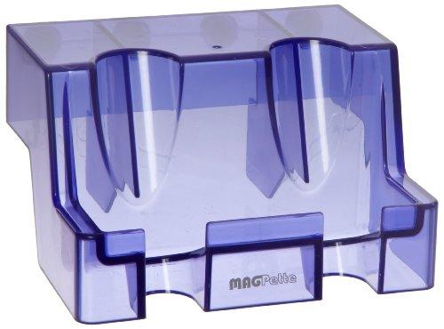 Heathrow Scientific HD23503 MagPette Magnetischer Pipettenhalter für 2 Standardpipetten, ABS, 131 mm Länge x 112 mm Breite x 76 mm Höhe, Purpur