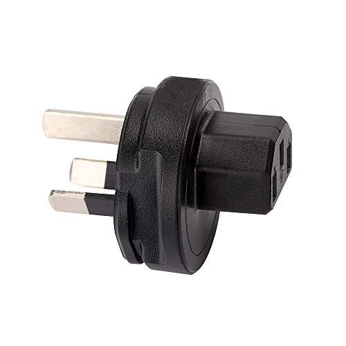Semoic WA-0180 Australien 3 Polig M?nnlich IEC 320 C13 Buchse Ac Netzteil, Saa to C13 Australien, Neuseeland, China Stecker Adapter PDU -