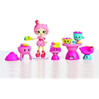 Shopkins Happy Places Rainbow Beach Welcome Packs - BBQ Party