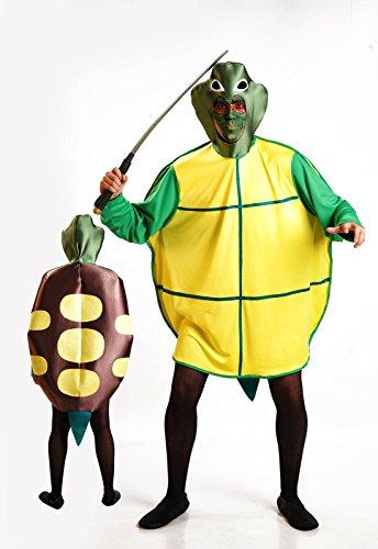 Imagen de disfraz de tortuga ninja adultos