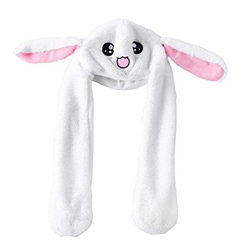 vivianu Magic Rabbit Hut mit beweglichen Ohren, Kinder-Spielzeug