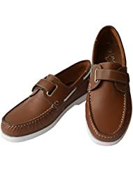 Beverly Originals Chaussures Bateau Cuir Homme Men's Casual Klett