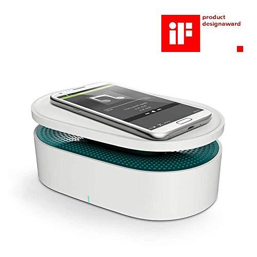 Oaxis Bento Parlantes Libres de Bluetooth con Sonido Surround