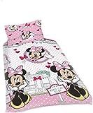 Disney Minnie Mouse Cafe Single Rotary Duvet Set