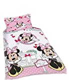 Disney Minnie Mouse Caf? einzelnen Rotary Bettw?sche