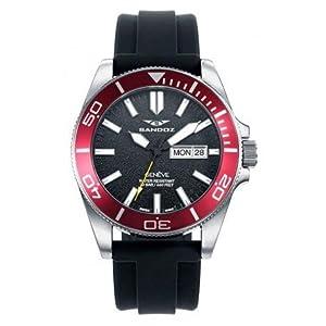 Reloj Sandoz 81453-57 swiss made diver 200 hombre