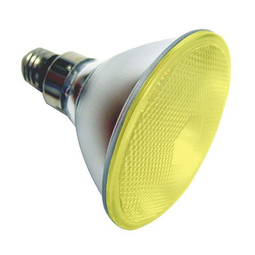 PAR3880W ES (E27) Strahler Lampe Gelb