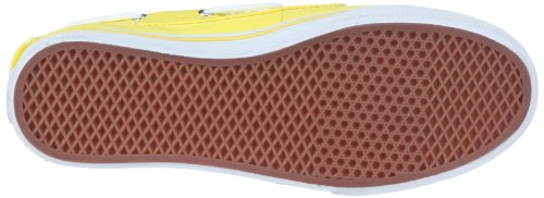 Vans Zapato Lo Pro Vnlk5Fy, Mocassini Donna Giallo (Gelb ((Brushed Twill) Buttercup))
