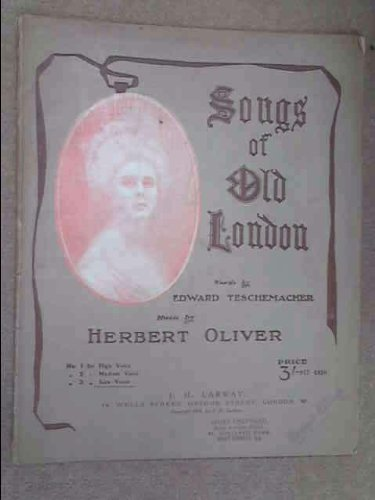 Songs of Old London