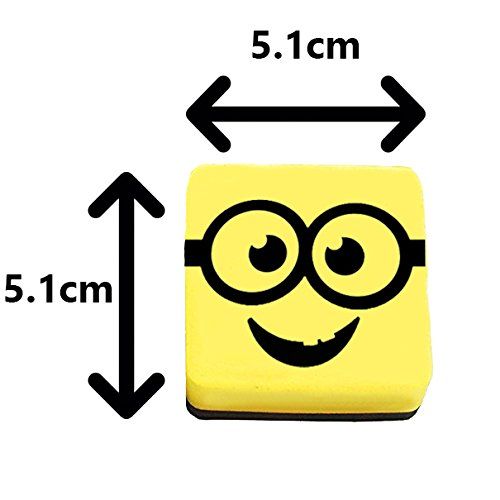 Bord Radiergummi Sonnig Großhandel Packung 12 Magnettafel Reiniger Eraser