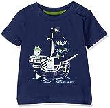Blue Seven Baby-Jungen, Rundhals T-Shirt, Blau (Ultramarin 564), Herstellergröße: 80