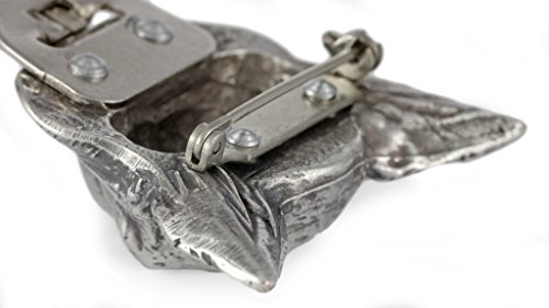 Chihuahua ( glatt), Silberstempel 925, Hund clipring, Hundeausstellung Ringclip/Rufnummerninhaber, limitierte Auflage, Artdog -