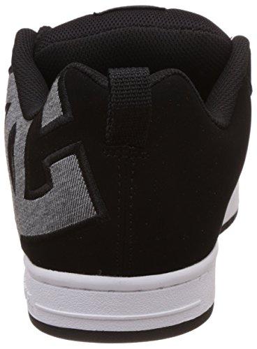 DC Universe Court Graffik S M Shoe Herren Low-Top Schwarz (BKZ)