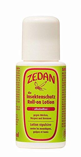ZEDAN SP - Die Insektenschutz Roll-on Lotion, 75 ml