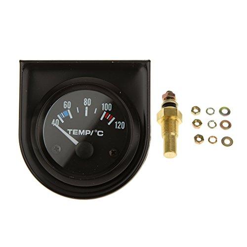 2 52mm Digitale Wassertemperaturanzeige Temp 100-250f 40-120c