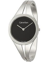 Calvin Klein Women's Analogue Quartz Watch with Stainless Steel Strap  K7W2M111 8130c71f3222