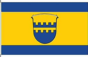 Flagge Fahne Hissflagge Wehrda - 80 x 120cm