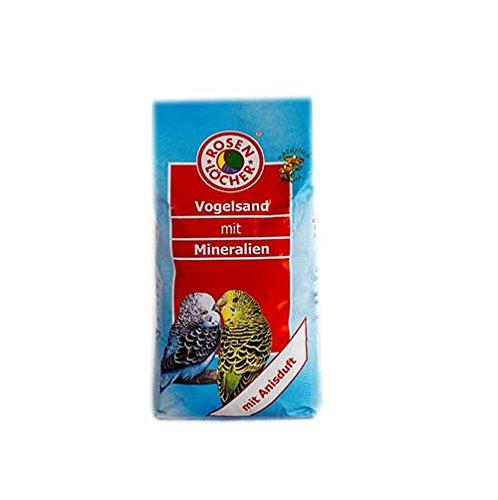 Rosenlöcher- Vogelsand mit Anis 2000g