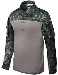Leo Köhler Combat Shirt, flecktarn 5-Farben-Tarn, Gr. 50/52