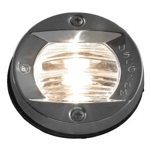 Attwood Vertical, Flush Mount Transom Light - Round by attwood (Flush Attwood)