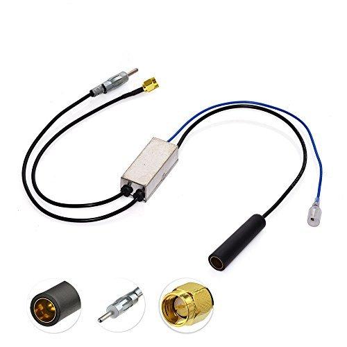 Audio & Video Zubehör Adapter Universe DAB Antenne Splitter Adapter Auto Radio kompatibel mit JVC Kenwood Sony Pioneer
