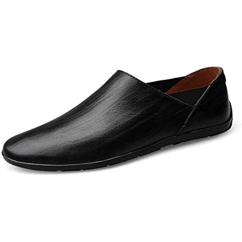 Oudan Chaussures Mocassins Mocassins Mocassins pour Hommes, Mocassins pour Homme minimalisme Mocassins Mode de Conduite en Cuir PU... - B07KG8GNS4 - 011104
