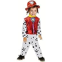 Disfraz Perro Bombero infantil (2-4 años)
